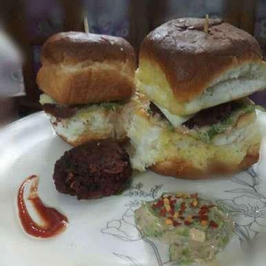 Photo of soya-beet shami kebab baRa pau by Swati Mookherjee at BetterButter