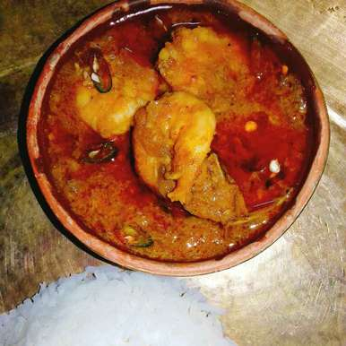 Photo of prawn malai curry in simple way by Swati Mookherjee at BetterButter