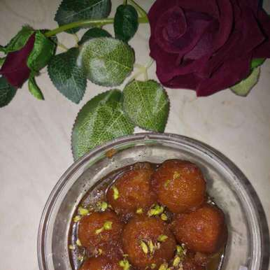 Photo of Leftover Bread Gulab Jamun by Swati Mookherjee at BetterButter