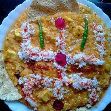 Photo of panner khichuri by Swati Sengupta at BetterButter