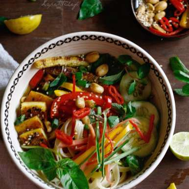 Photo of Fresh Thai Noodle Soup by Swayampurna Singh at BetterButter