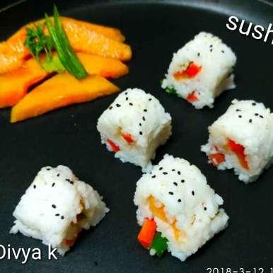 Photo of Sushi by Divya Konduri at BetterButter