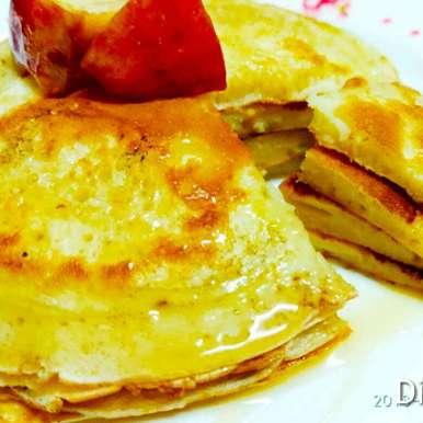 Photo of Apple pan cake by Divya Konduri at BetterButter