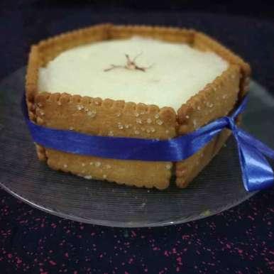 Photo of Classic biscuit tiramisu by Divya Konduri at BetterButter