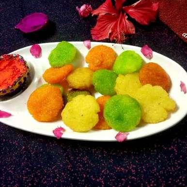Photo of Custard semonella kakera by Divya Konduri at BetterButter