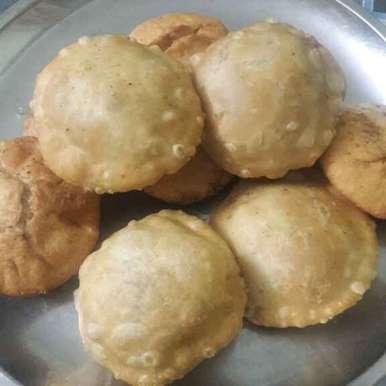 Photo of Cheesy Peas Kachori by Sweta Gupta at BetterButter