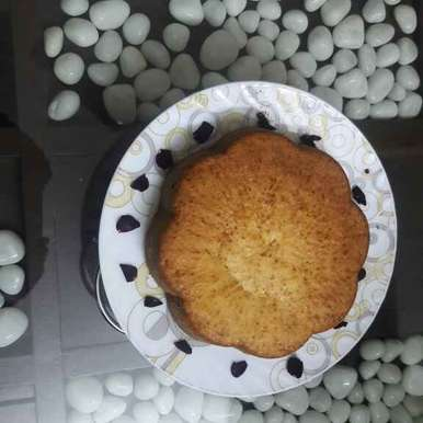 Photo of Eggless Sponge Cake by Sweta Gupta at BetterButter
