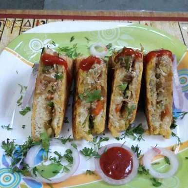 Photo of Chinese Bread Pakoda by Sweta Gupta at BetterButter