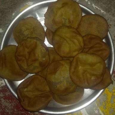 Photo of Banana poori by swetha vijayagiri at BetterButter