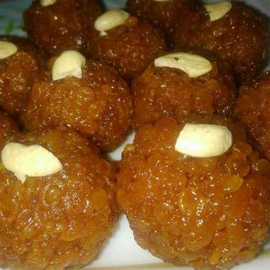 Photo of Laddu by Tamali Rakshit at BetterButter