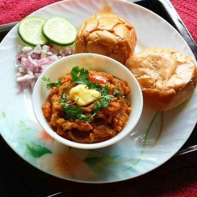 Photo of Pao Bhaji by Tamali Rakshit at BetterButter