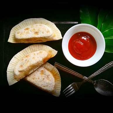 Photo of Rajma stuffed tortilla by Tamali Rakshit at BetterButter