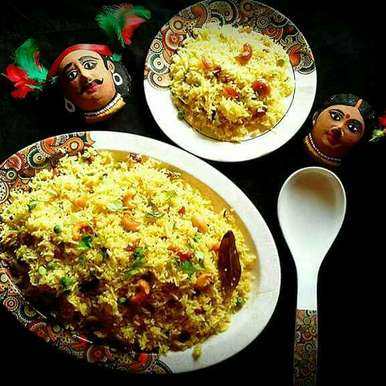 Photo of Basanti Pulao by Tamali Rakshit at BetterButter
