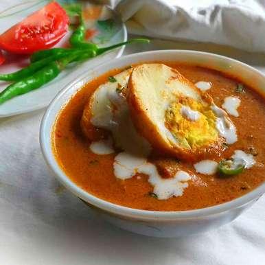Photo of Egg Butter Masala by Tamali Rakshit at BetterButter