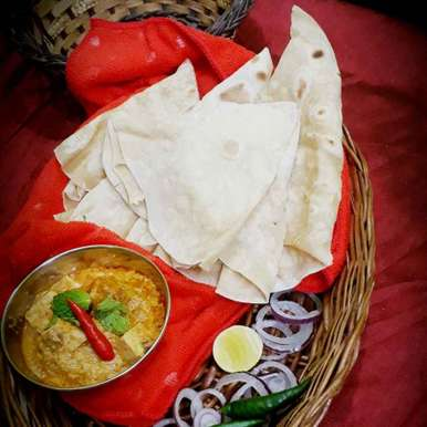 Photo of Rumali Roti by Tanhisikha Mukherjee at BetterButter