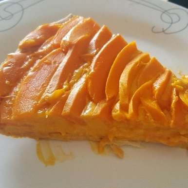 Photo of Mango Pie by Tanuf Dalvi at BetterButter