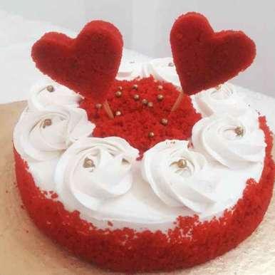 Photo of Red Velvet Cake by Tanushree Chakraborty at BetterButter