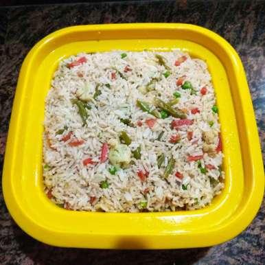 Photo of Veg fried rice by Tanusree Basak at BetterButter