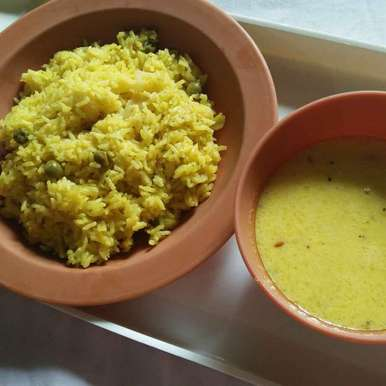 Photo of Kadhi khichdi by safiya abdurrahman khan at BetterButter