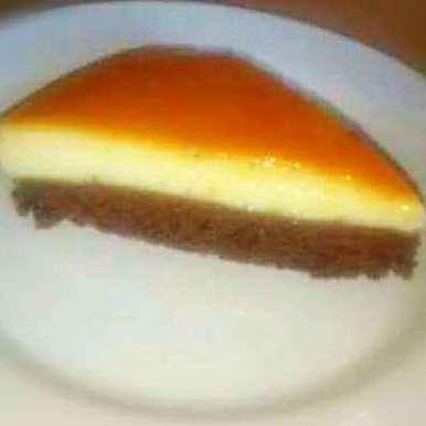 Photo of Mango cheese cake by safiya abdurrahman khan at BetterButter