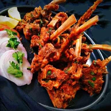 Photo of Smoky Fried Mutton Chops by safiya abdurrahman khan at BetterButter
