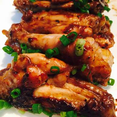 Photo of Sticky chicken wings. by Suktara Pereira at BetterButter