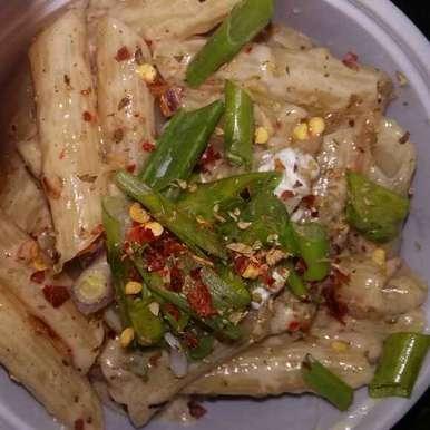 Photo of Creamy Pasta by tarannum malik at BetterButter
