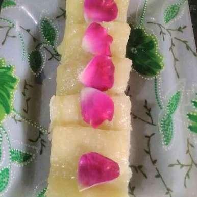 Photo of Milk cake by Taruna Paliwal at BetterButter