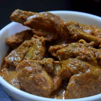 Photo of Shahi Chicken Chaap by Tathagata Deb at BetterButter