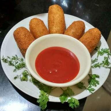 Bread roll recipe in Hindi,ब्रेड रोल, Teesha Vanikar