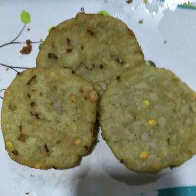 Photo of Rice flour pan cake by Tejaswi Yalamanchi at BetterButter