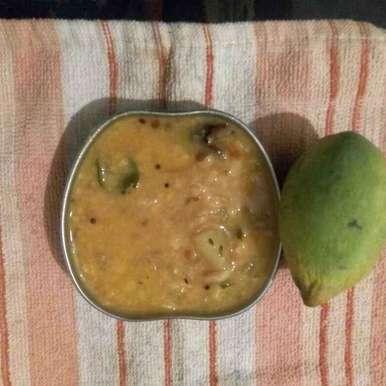 Photo of Mango pappu by Tejaswi Yalamanchi at BetterButter