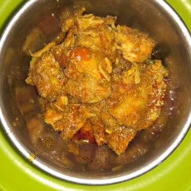 Photo of Chicken curry by Tejaswi Yalamanchi at BetterButter