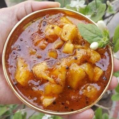 Photo of Katte Ka Meetha Achar - Hill Lime Sweet Pickle (No Oil) by Tikuli Dogra at BetterButter