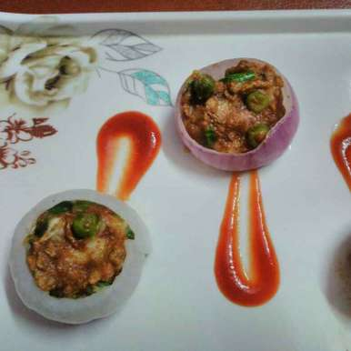 Photo of Onion cups by Tripti Saxena at BetterButter