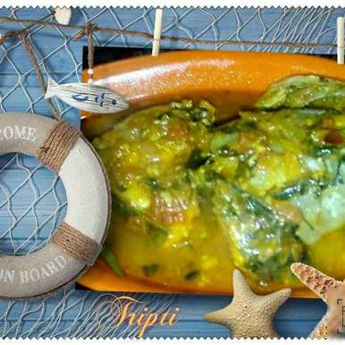 Photo of South indian fish curry by Tripti Saxena at BetterButter