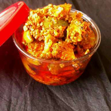 Photo of Keri ka achar by vijay laxmi Vyas at BetterButter