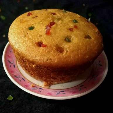 Photo of Tutti fruiti cake by vijay laxmi Vyas at BetterButter