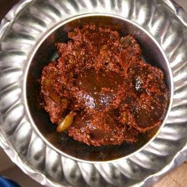 AVAKAAYA recipe in Telugu,ఆవకాయ, రమ్య వూటుకూరి