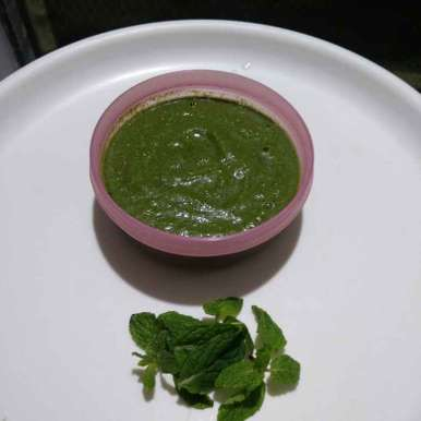 Photo of Green chutney by రమ్య వూటుకూరి at BetterButter