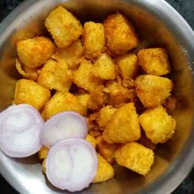 Photo of Fried masala idli   by రమ్య వూటుకూరి at BetterButter
