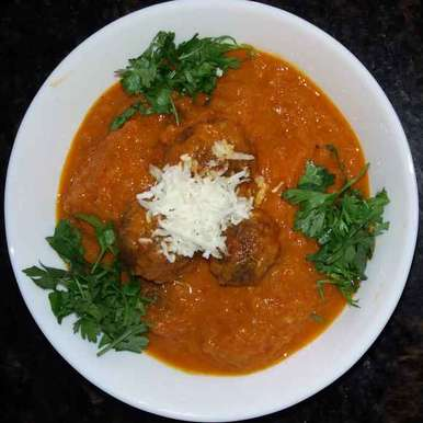 Photo of Paneer kofta curry by రమ్య వూటుకూరి at BetterButter