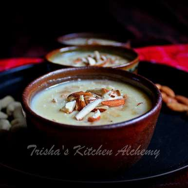 Photo of Soya & Coconut Kheer by Trisha Rudra at BetterButter