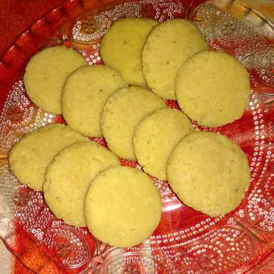 Photo of Coconut Peda by Tulika Santra at BetterButter