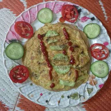Photo of Omlette Ruti by Tumpa Roy at BetterButter