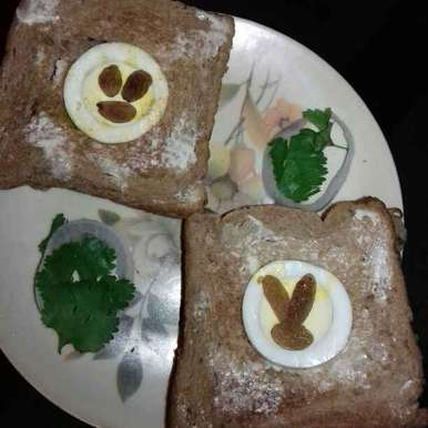 Photo of Egg Sandwich by Tumpa Roy at BetterButter