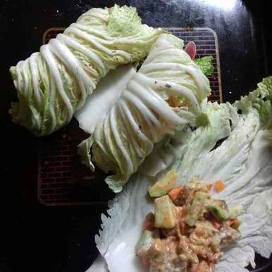 Photo of Lettuce Wrap by Tumpa Roy at BetterButter