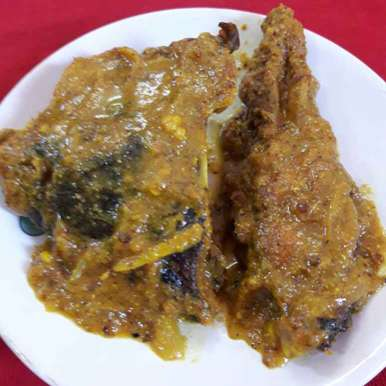 Photo of Machhli sarson by Shrikanta Dey at BetterButter