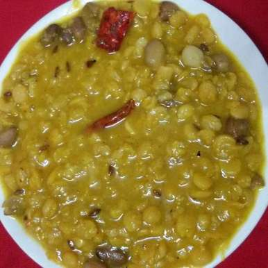 Chana dal recipe in Hindi,चना दाल, Shrikanta Dey