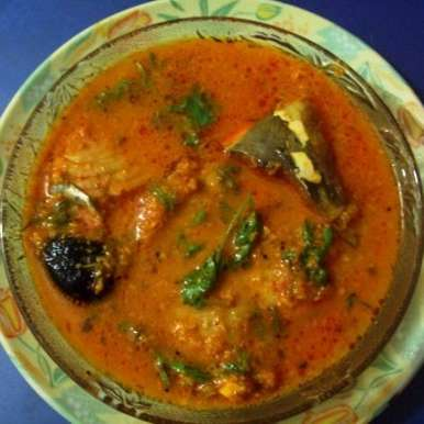 Photo of Pompfret Fish Curry by U K at BetterButter